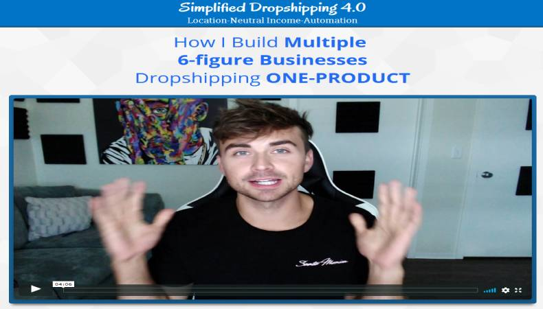 Simplified Dropshipping 4.0