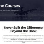 Only 25$ Chris Voss – Never Split the Difference Negotiation Course (Beyond the Book)