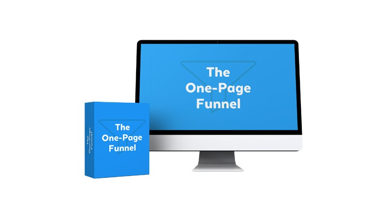 1-Page Funnel Master Class