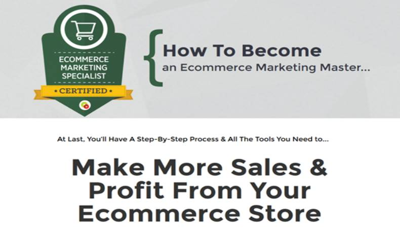 E-Commerce Marketing Mastery