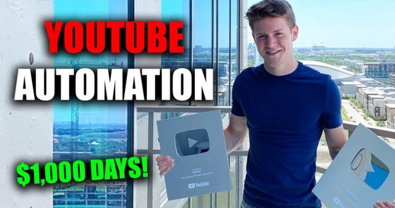 YouTube Automation Academy 2020